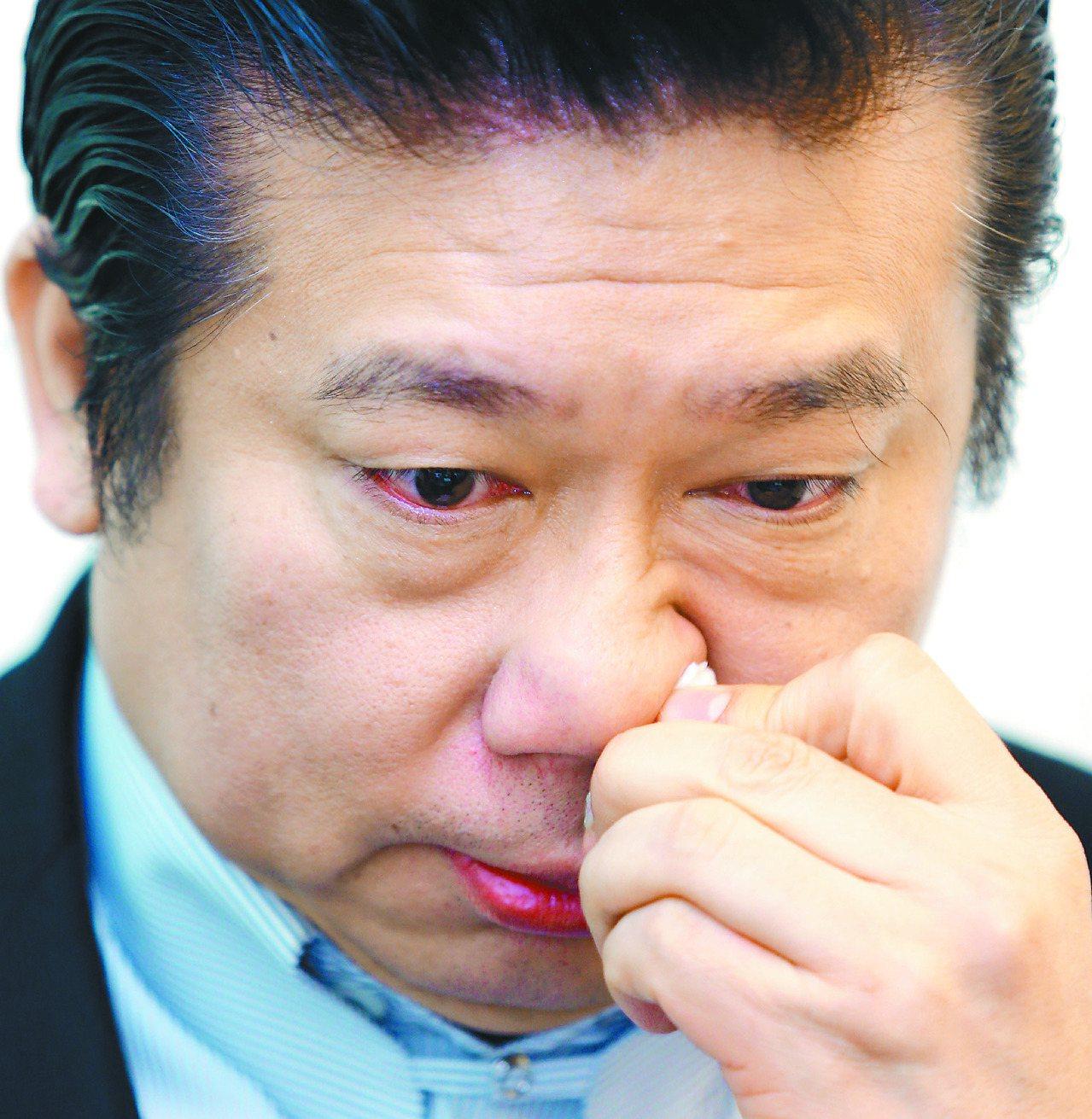 台灣司法單位正式對張顯耀實施出境管制