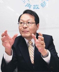 內政部次長蕭家淇。 報系資料照