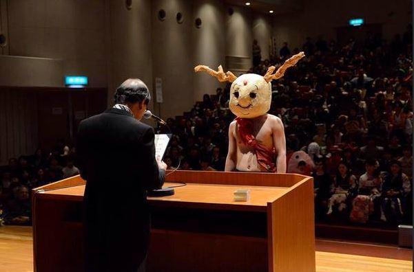 卒业式大变装!京都大学学生让老师都惊呆了| 哈特夯闻| 热搜话题wiki-97589-1-1