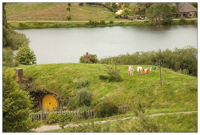 紐西蘭旅遊不能放過的明星景點:哈比村 | 旅遊 | 聯合新聞網