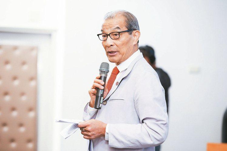 理律法律事務所所長暨執行合夥人陳長文 記者楊萬雲/攝影
