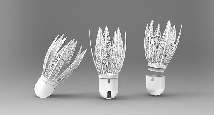德芮達科技3D設計師設計輸出之文創模型。 德芮達/提供