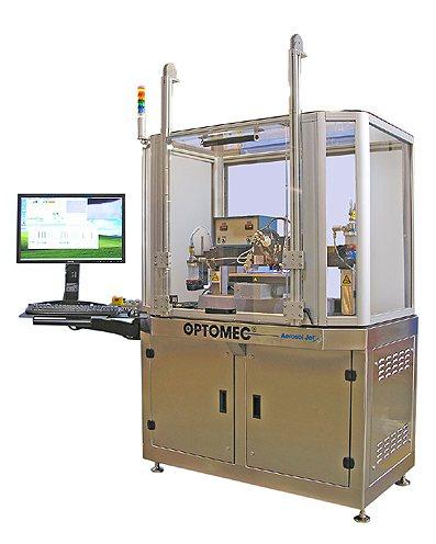 美國Optomec Aerosol Jet設備。 德芮達/提供