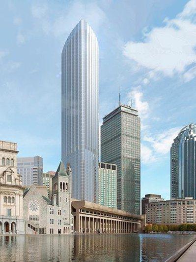 迎合中國買家 波士頓新建築沒4字樓
