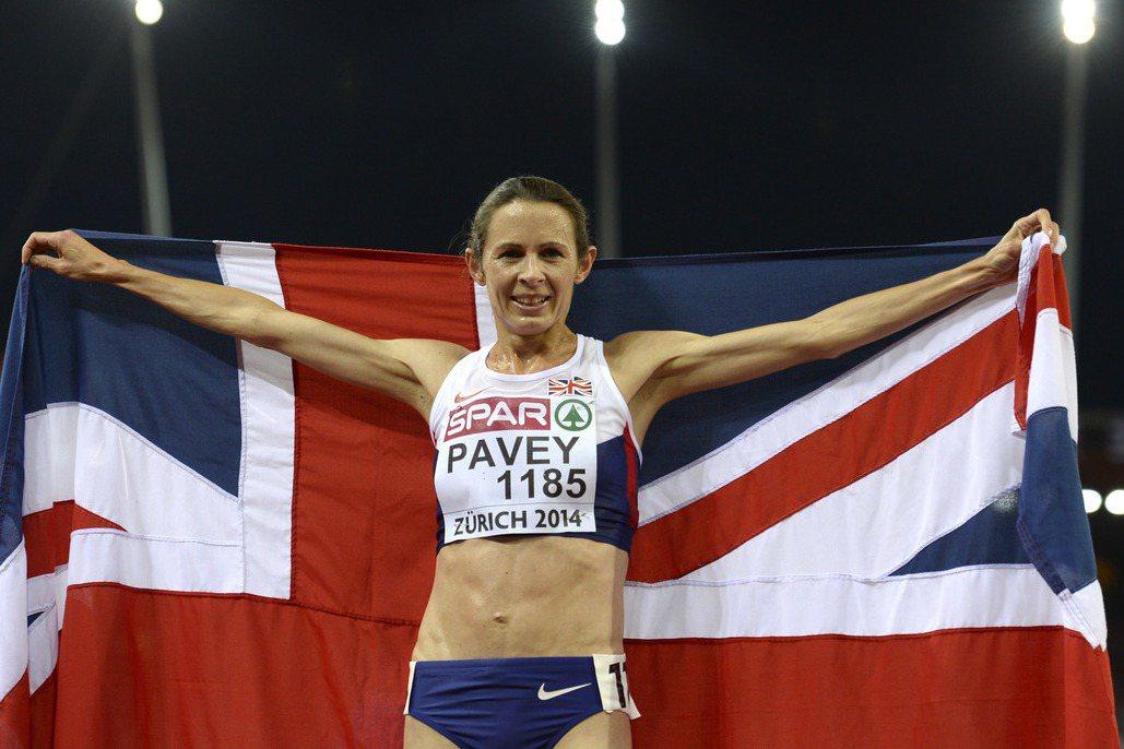 42歲的英國田徑女將佩維將出征里約奧運,成為「五朝元老」,締造英國紀錄。 歐新社