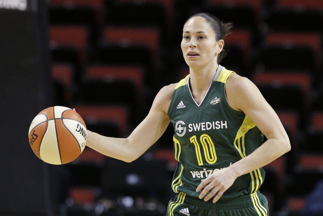 美國女籃中,美女控衛柏德已擁有三枚奧運金牌。 Getty Images