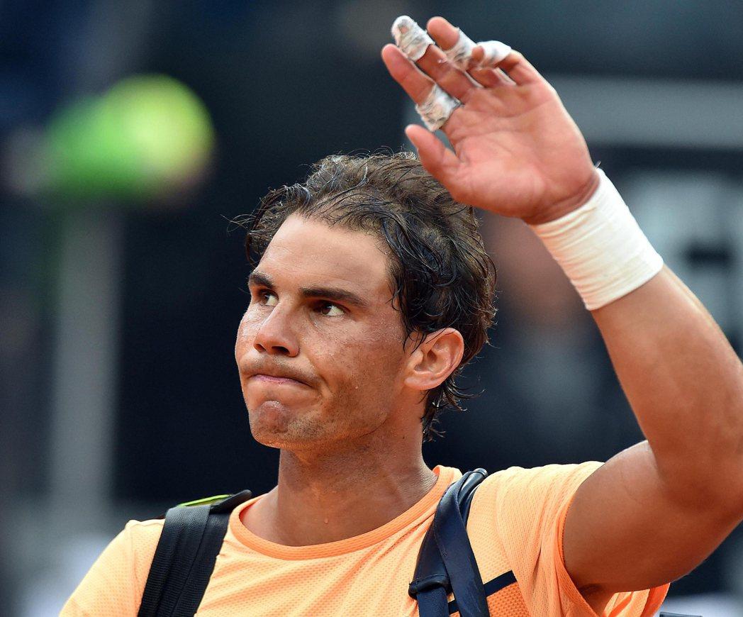 納達爾雖會前往里約,但是否參加奧運網球賽仍不確定。 歐新社