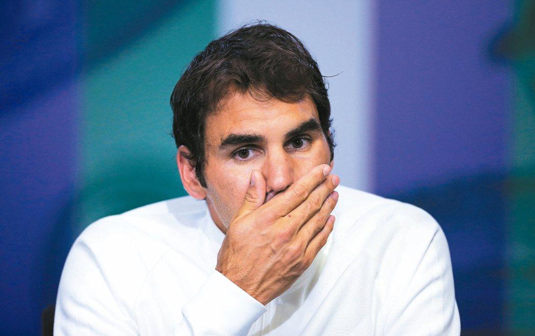 「我必須遺憾的宣布,我將不會代表瑞士參加奧運!」網球名將費德勒昨天拋出震撼彈,因...