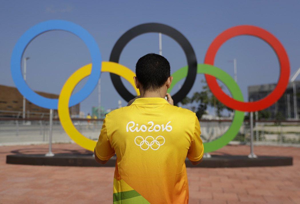 巴西里約奧運將於台北時間8月6日開幕,有206個國家,超過11400名選手參賽,...