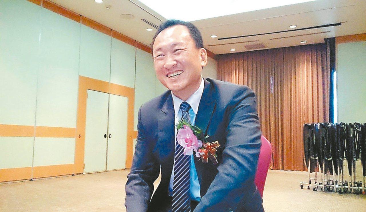 興富發董事長鄭志隆。 (聯合報系資料庫)