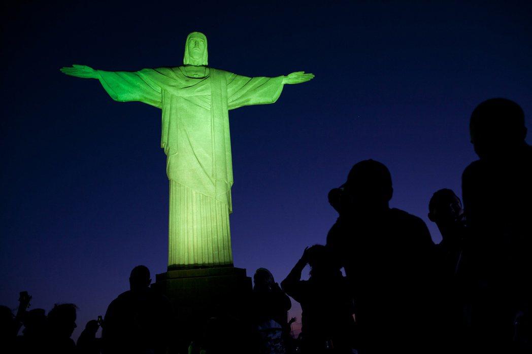 屬於巴西人的悠哉與浪漫,藉由這次里約奧運,確實讓各界都好好見識了。 美聯社