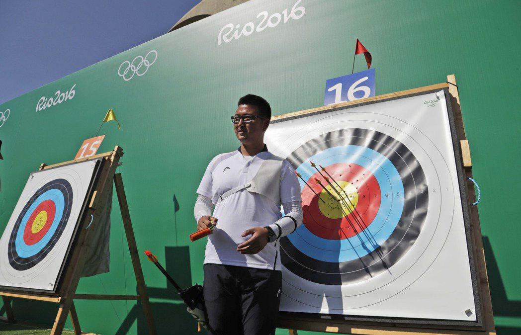 奧運還沒正式開幕,南韓選手金優鎮就在昨晚率先打破世界紀錄。 圖/美聯社