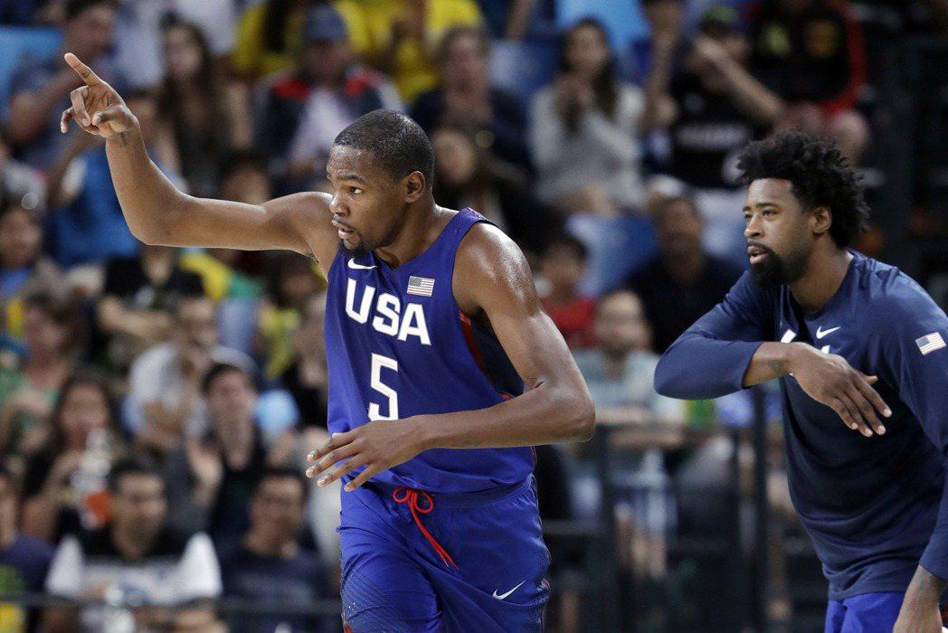 美國隊在分組賽勝利只是基本要求,勝分差才是大家關注的焦點。 美聯社