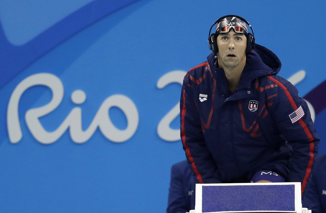 菲爾普斯明天要拚個人在奧運第20金。 美聯社