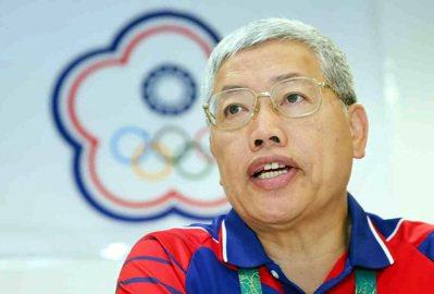 奧運中華代表團總領隊陳士魁,台北時間晚上十一點多說明林子琦賽前禁藥檢測異常事件原...