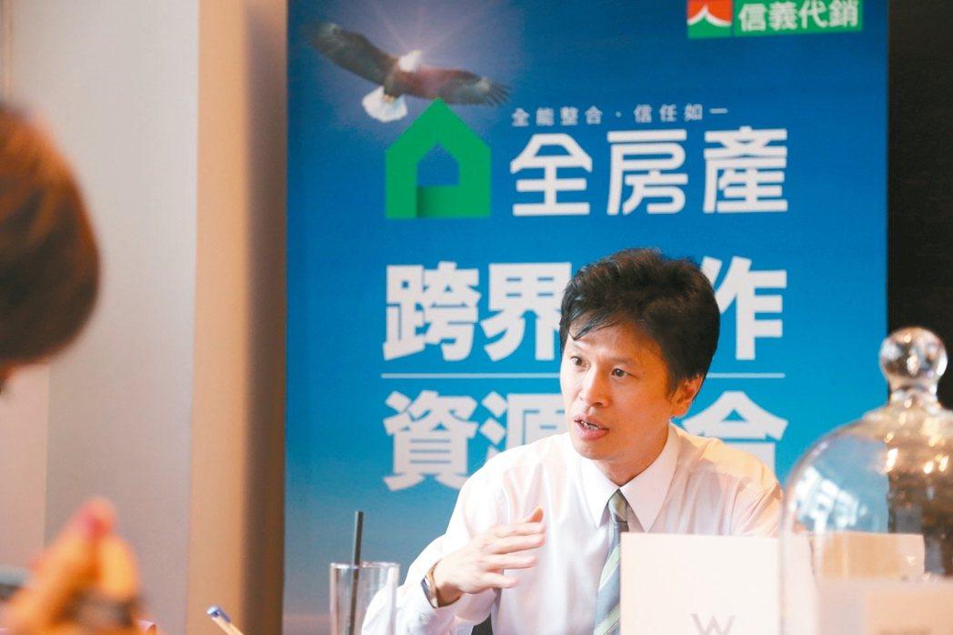 信義代銷總經理李少康