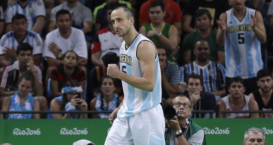 阿根廷吉諾布里。 美聯社