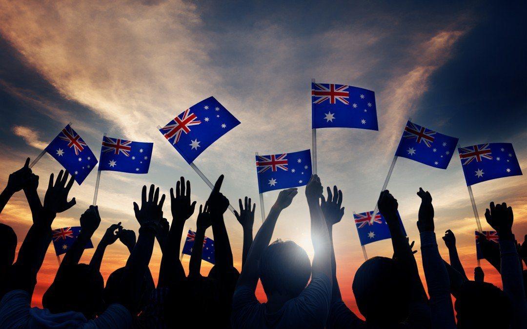 澳洲國慶日活動。圖擷自Crossfit Hurakan