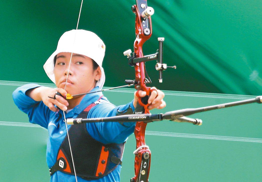 中華隊射箭女將譚雅婷在里約奧運個人賽過關斬將,可惜於八強賽以2分落敗,無緣晉級。...