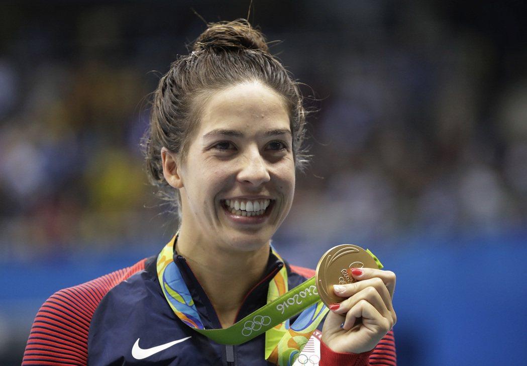 第一次參加奧運,卻也是最後一次,美國女將迪拉多今天在里約奧運「告別戰」有完美結局...