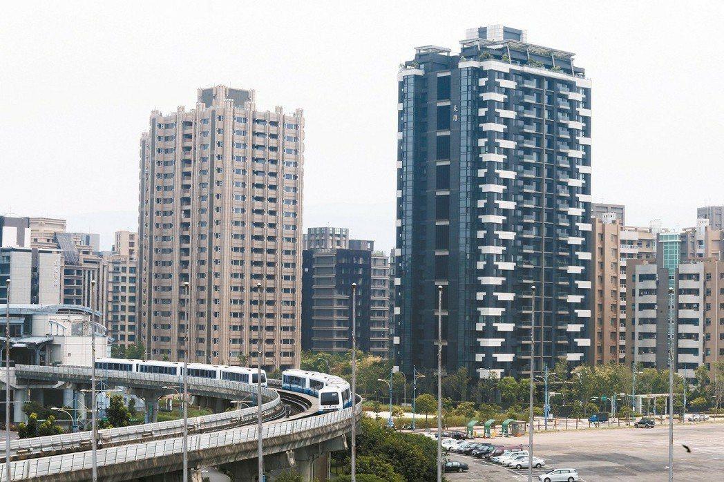台北市第3季房價再度破底。 圖/報系資料照