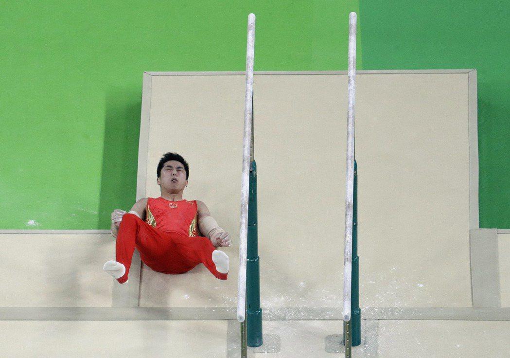 中國體操軍團在本屆奧運會上沒有一面金牌進帳,是中國1984年回歸奧運以來在體操項...