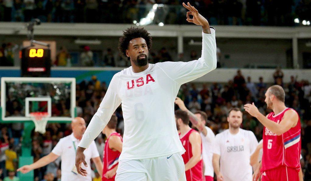 美國隊喬丹。 NBA