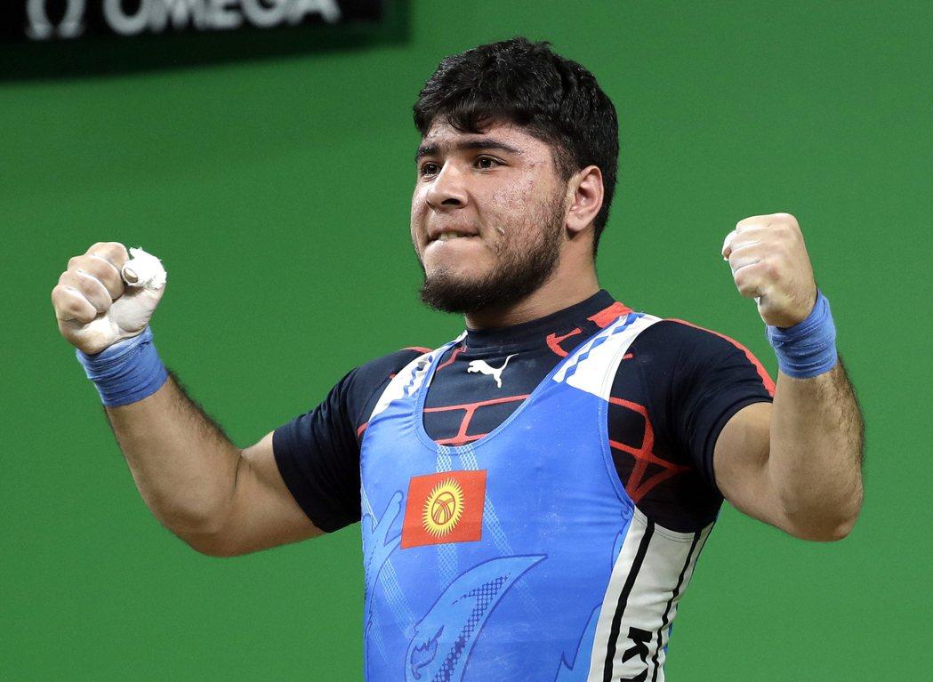 吉爾吉斯的里約奧運舉重銅牌得主阿提柯夫因藥檢未過,銅牌被沒收。 美聯社