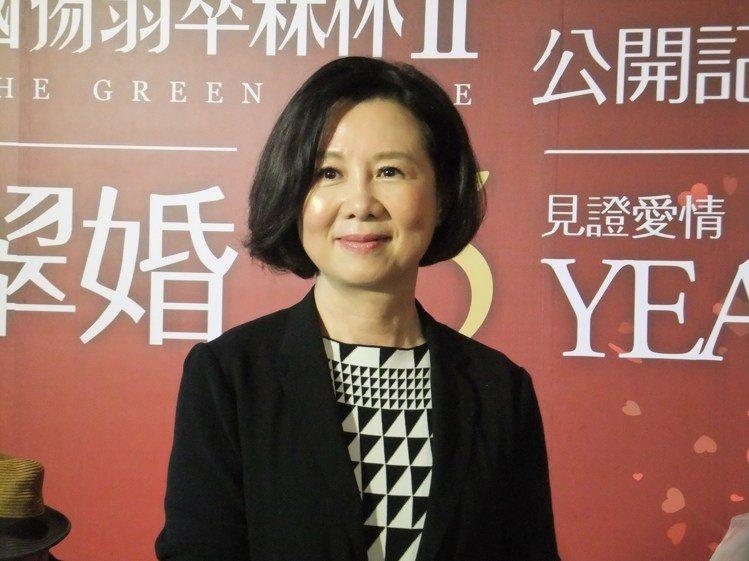 國揚總經理彭邵齡。記者游智文/攝影