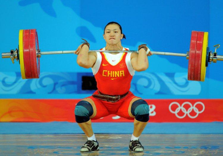 曹磊(女子75公斤級金牌) 。(鳳凰體育網提供)