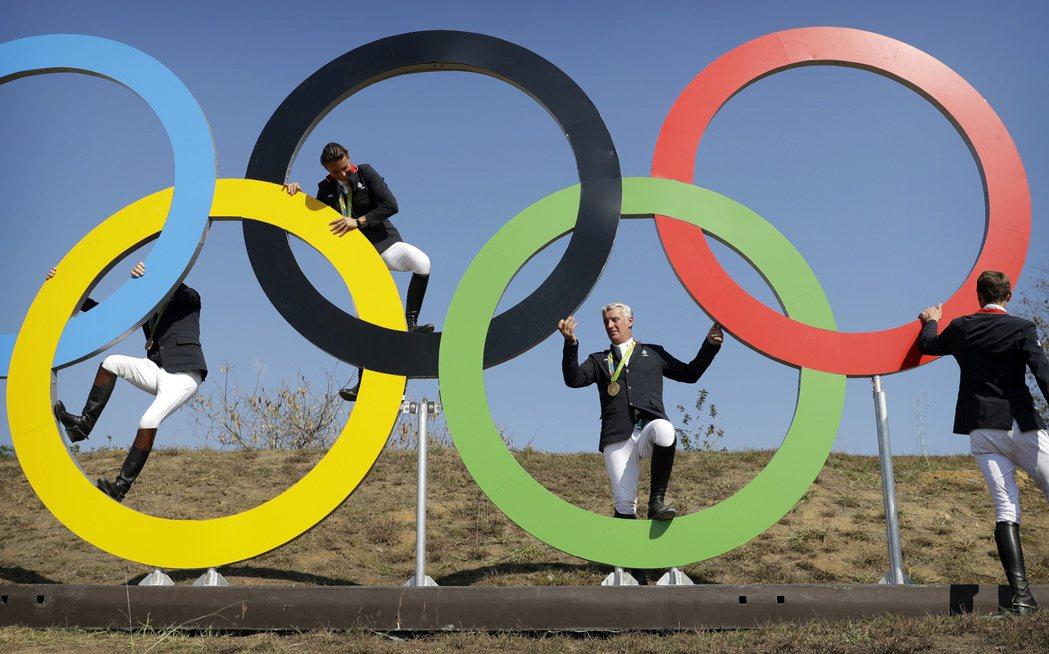 巴西今天召開2016年里約奧運活動總結報告記者會,對活動籌備做出正面評估。 美聯...