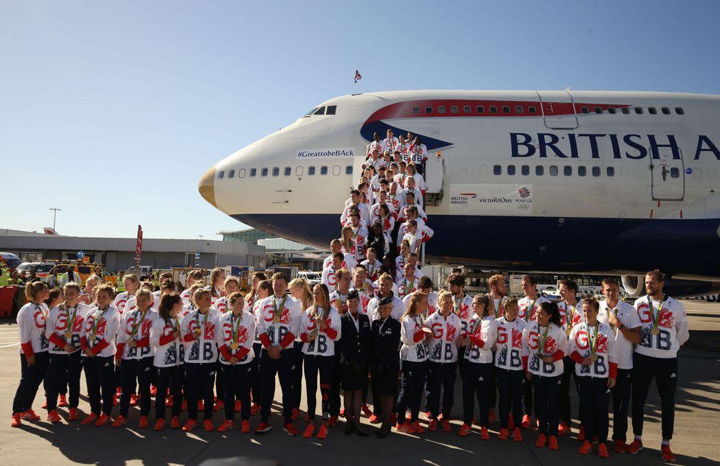 本屆奧運獎牌榜最大驚奇應是英國斬獲27塊金牌,超越中國的26塊,排名全球第二 美...