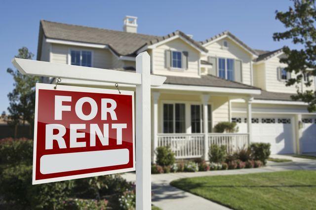 全美許多大城市最近幾年價格上揚,居住成本難以下降,租房壓力巨大。(網路圖片)