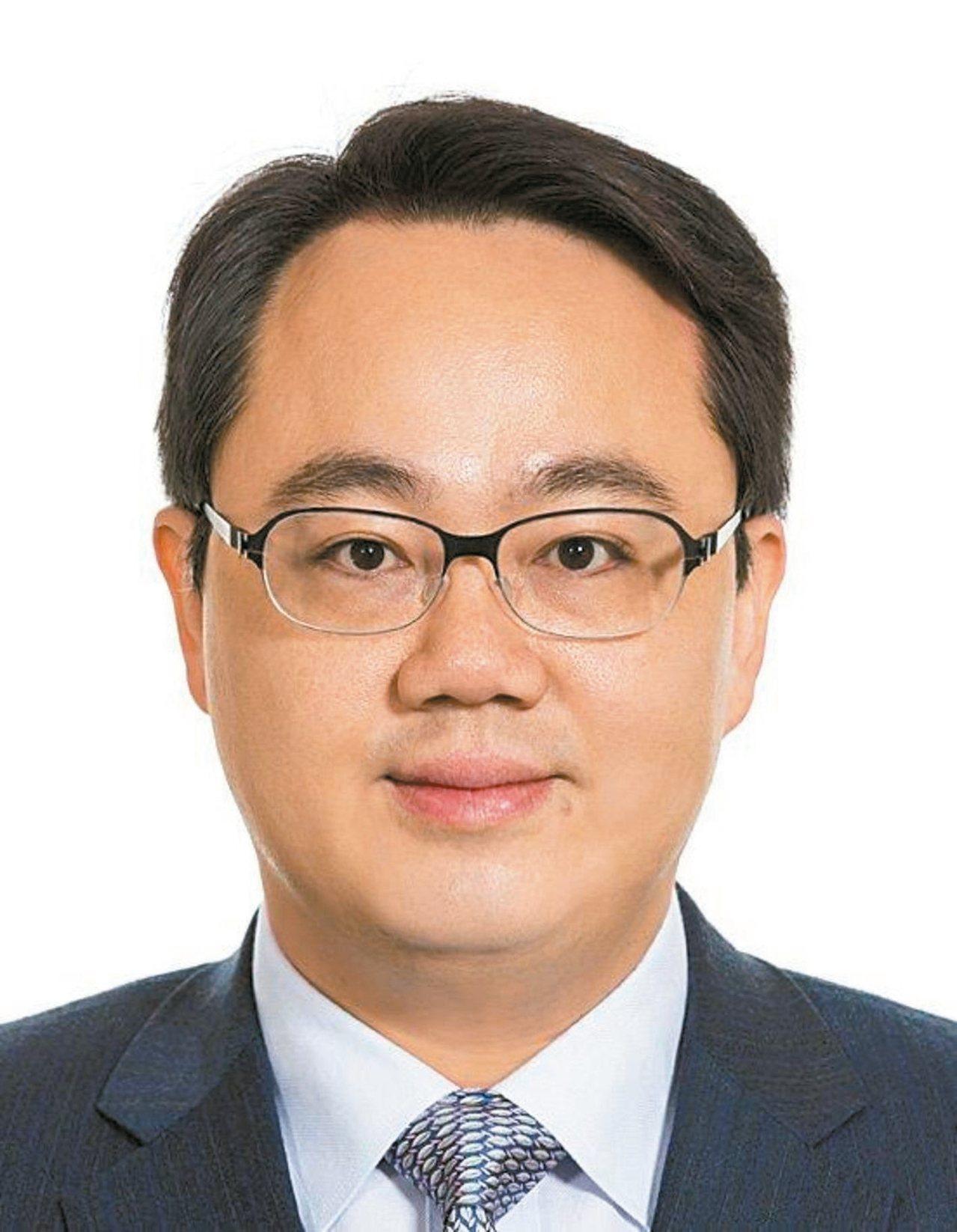 台灣期貨交易所副總經理蔡蒔銓 期交所/提供