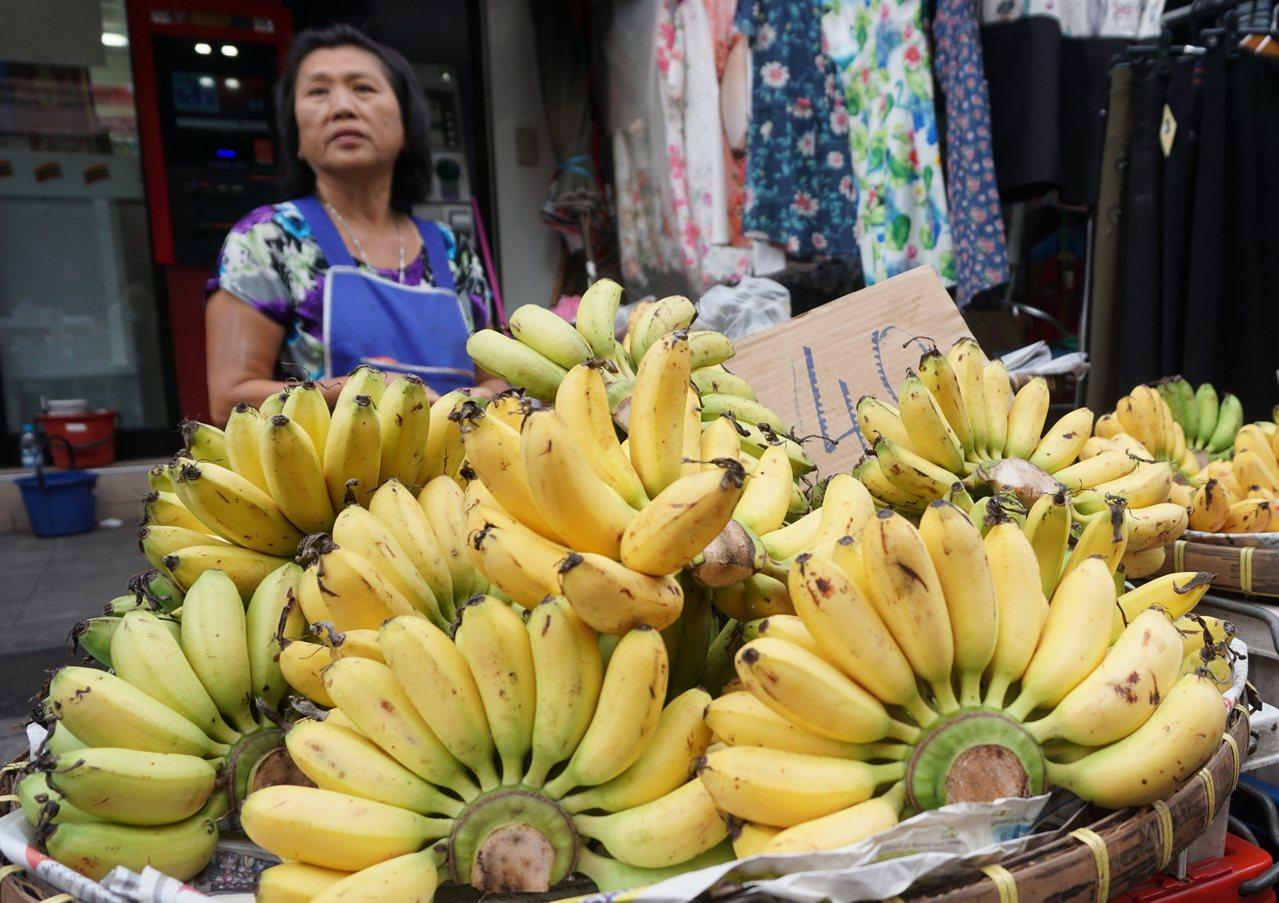 香蕉是泰國最常見的水果,食用方法也很多元,有炸、烤、糖漬或煎餅等吃法,最特別是以...
