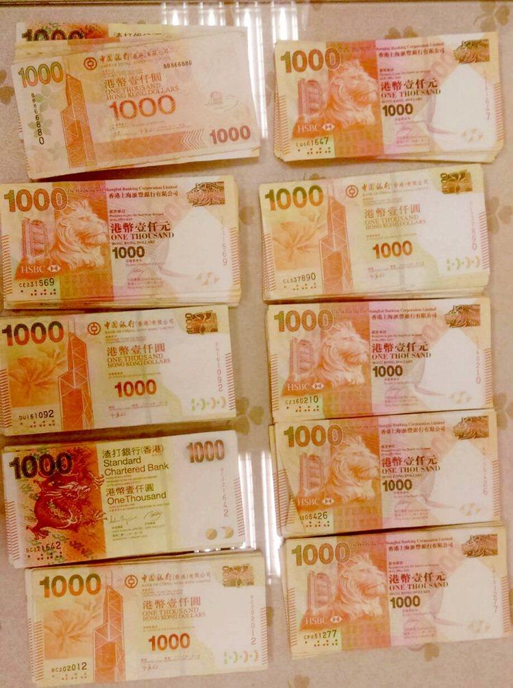 夫婦前往澳門博弈 遭沒收38萬餘元港幣08-30 16:46289