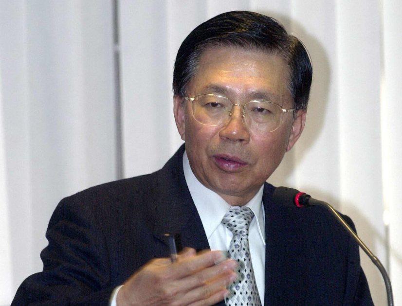 前外交部長田弘茂將接任海基會董事長職務。 圖/聯合報系資料照片