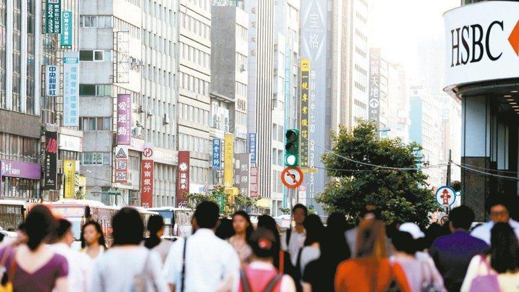 沒受到鬼月影響,台北房市在八月交易量,不減反增。 圖/報系資料照