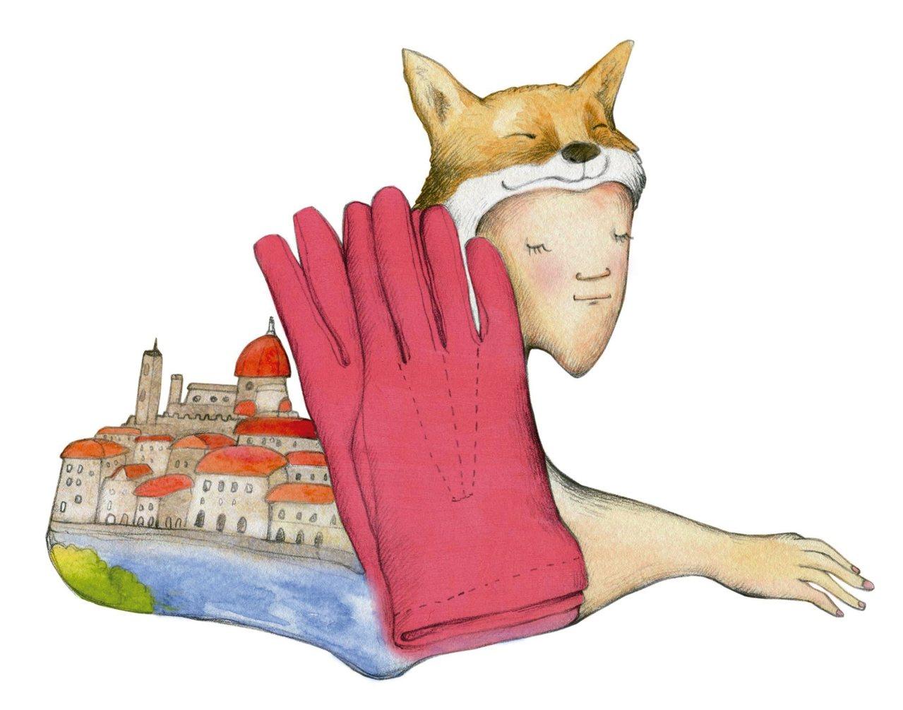 孩提時期的我,手很容易凍傷,故手套是必需品。上小學之前,我總是戴著母親親手編織的...