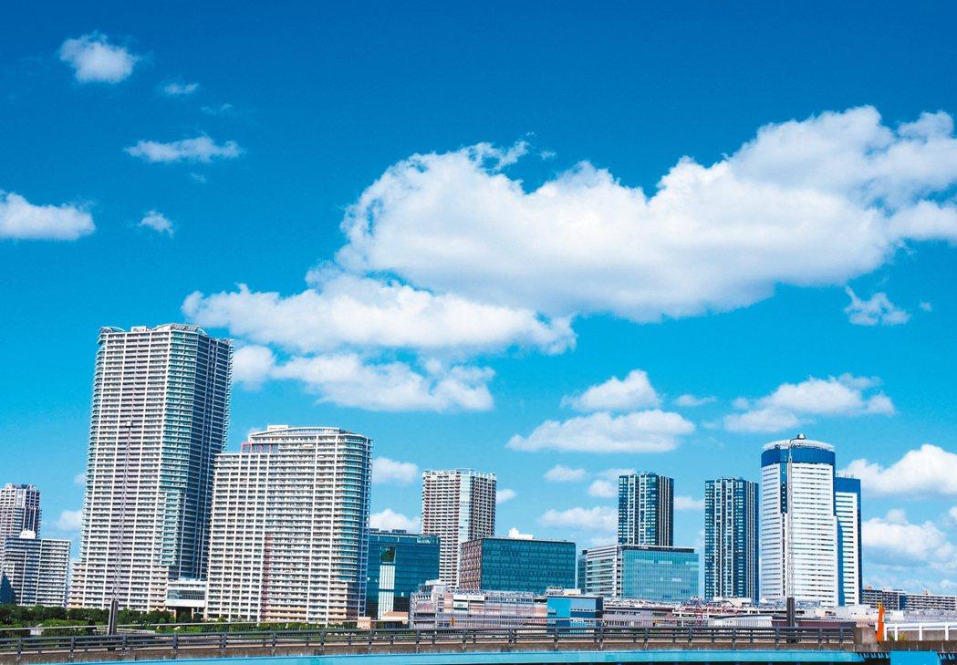 晴海地區可望成為東京最具代表性的住宅新市鎮。 圖/日本信義提供