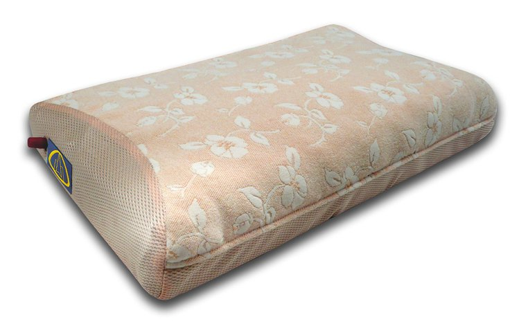 漢翔航空智慧型釋壓枕可自由調整枕頭高低。 原鄉事業/提供