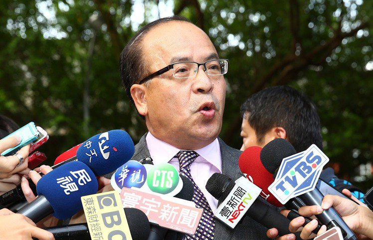 中央社董事長陳國祥。 報系資料照