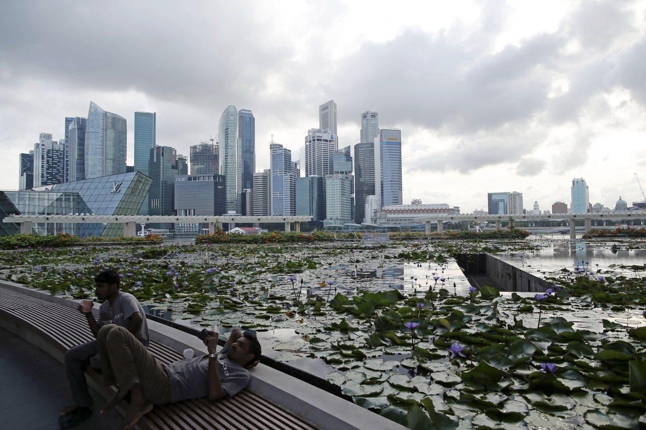 极地对我的意义可能在于,新加坡是一个热带小岛,可是它在用各种方式让自己看起来不像...