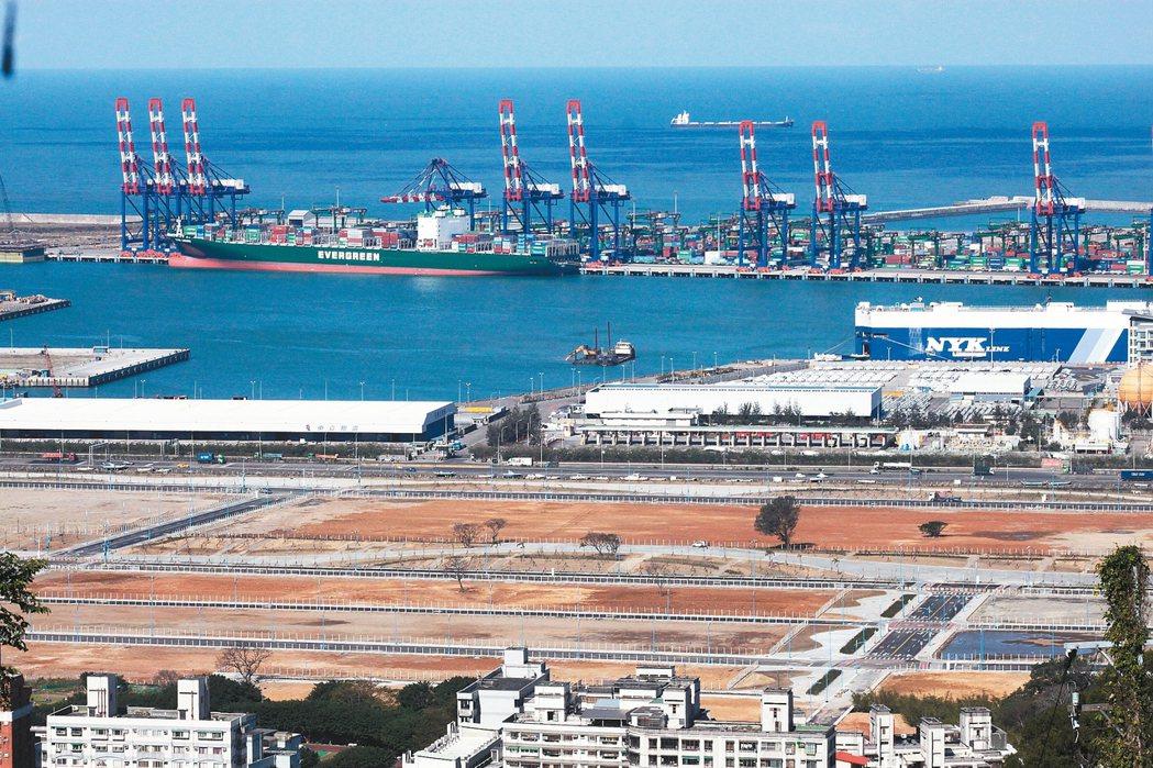 台北港特定區招商啟動後,業者認為房市可望升級大翻身。 報系資料照