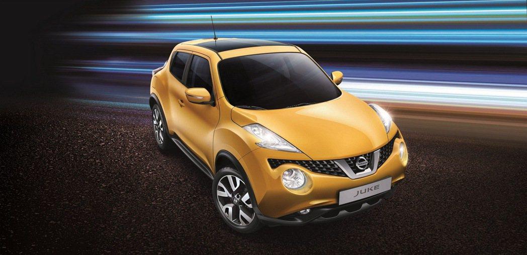 裕隆日產汽車正式推出影音娛樂、安全科技雙重進化的2017年式NISSAN JUK...