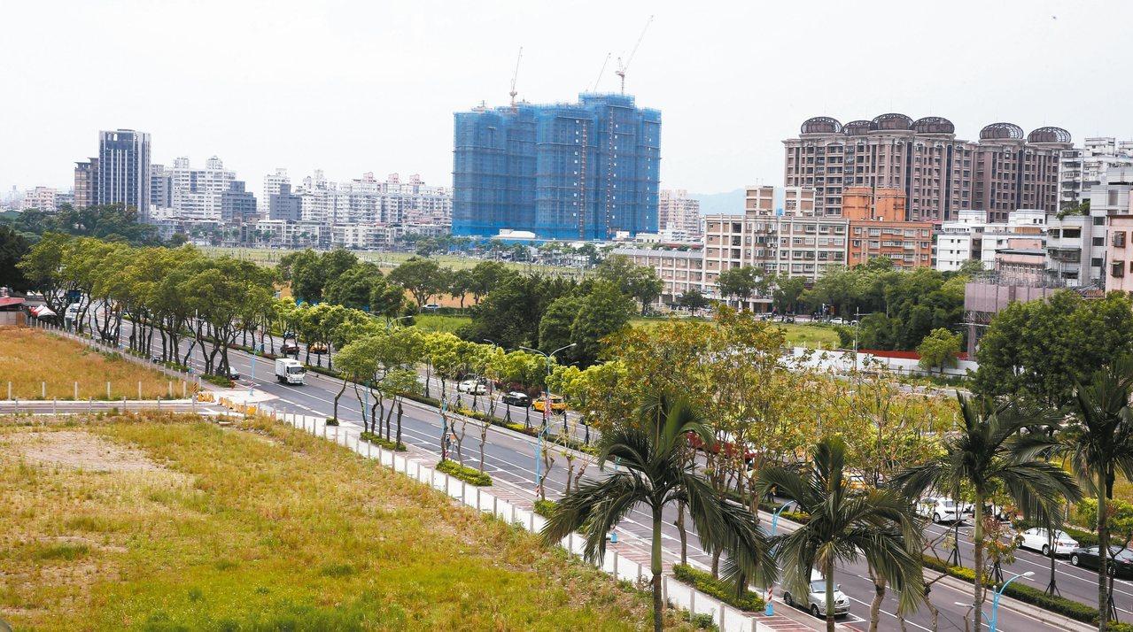 土城傳出有建案打算開出低於市場行情的三字頭。 報系資料照
