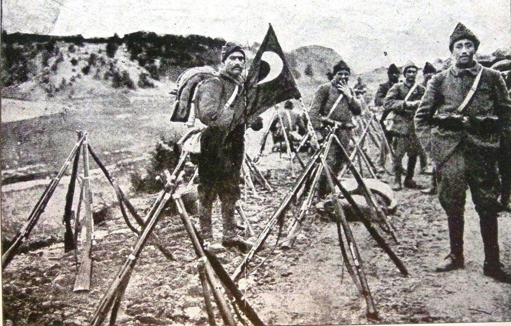 儘管大戰的戰場遍及歐亞非,但過去西方世界對於一戰的著作,對於「敵人視角」——關於...