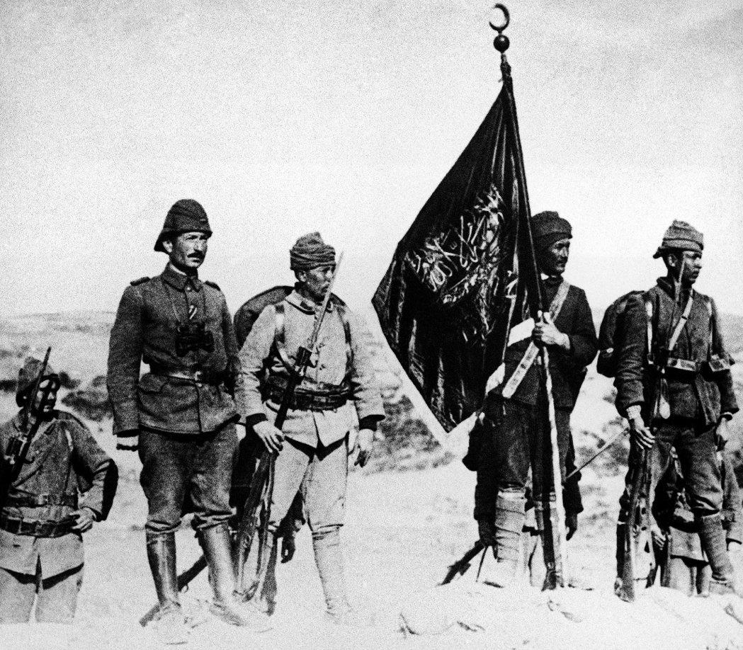 「在戰場上失利、吃到苦頭之後,英國與法國反而更加擔心。這些決策者認為,那怕是任一...