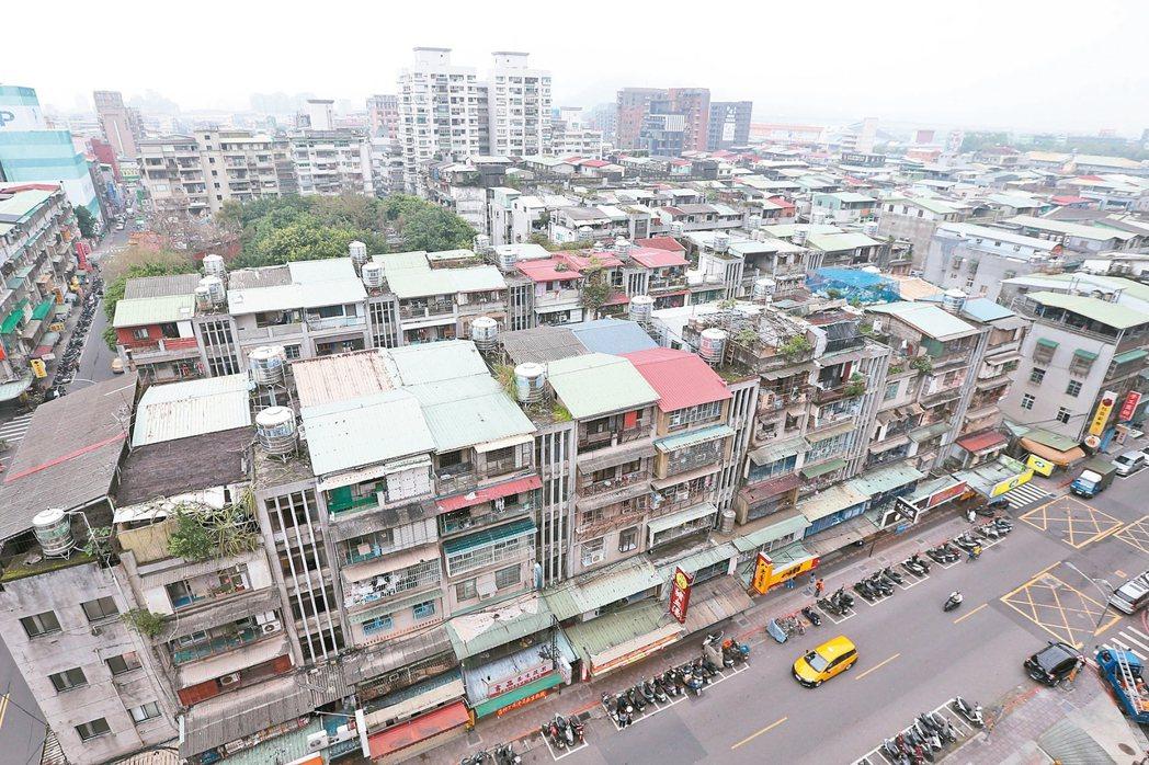 大同區老房子多、新案少,住宅平均單價和三重、蘆洲相比,更是明顯高出一截,讓當地買...