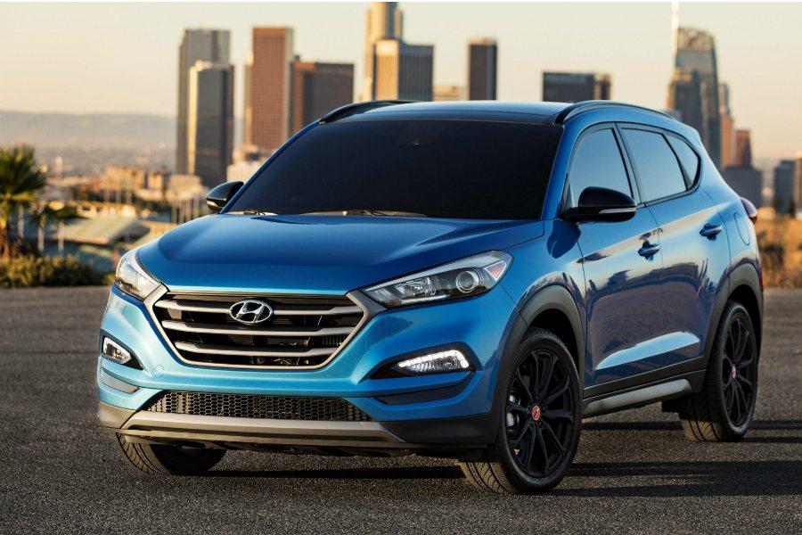 Hyundai 將於年底在美推出〈Tucson Sport Night〉限量特仕...